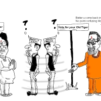 Sena Supremo Bal Thackeray Still Open To Accept Raj Thackeray back in Sena!