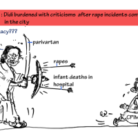 Didi burdened with Criticisms and Acquisitions-One more rape incident?