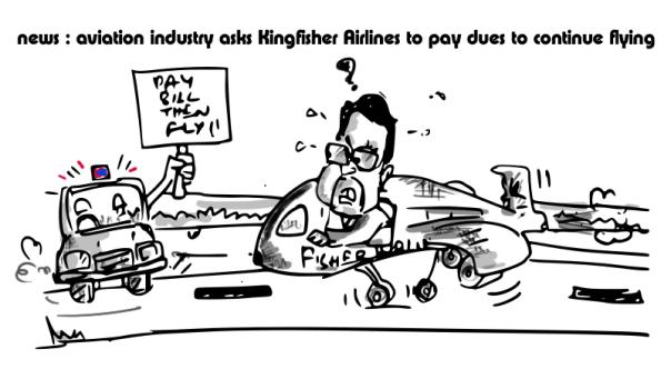 vijay mallya cartoon