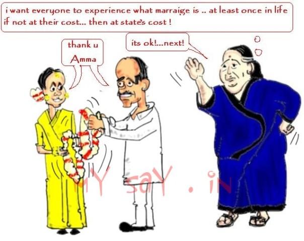 Image result for jayalalitha tamil cartoons