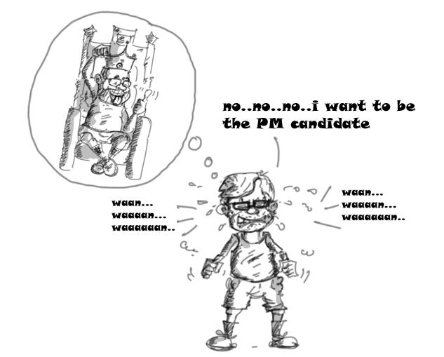 nitish kumar vs modi cartoon, mysay.in,political cartoons,