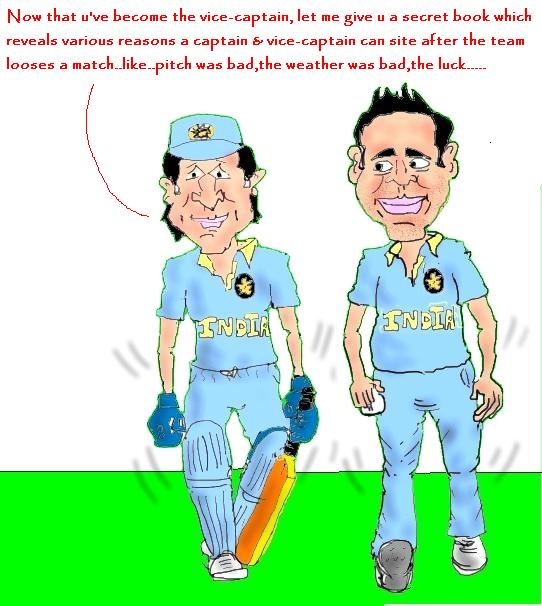 dhoni cartoon image,kohli cartoon image,cricket cartoons,