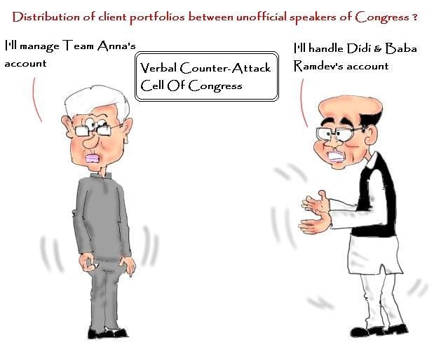 unofficial speakers of congress,salman khurshid cartoon picture,digvijay singh cartoon picture image,mysay.in,political cartoons,