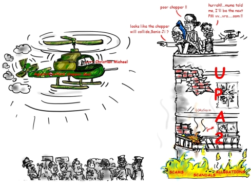 AgustaWestland chopper deal scam