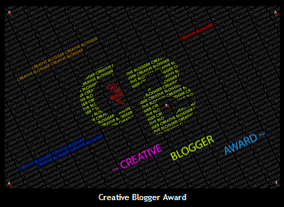The Creatieb Blogger Award