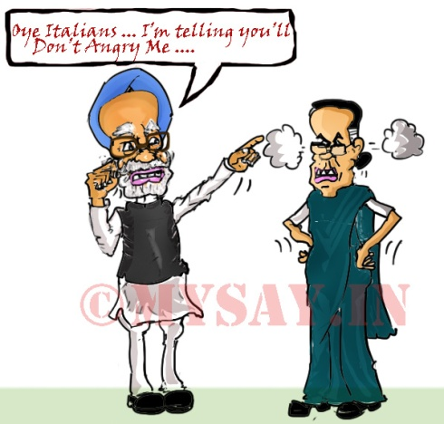 manmohan singh cartoon image,italian marines image,sonia gandhi cartoon image,