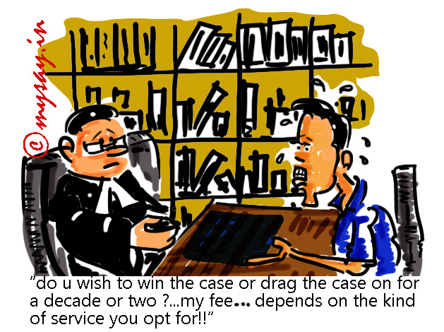 mysay.in,lawyer jokes , lawyer cartoon,