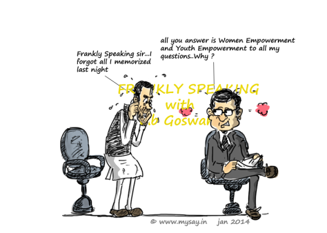 frankly speaking with arnab goswami,rahul gandhi,arnab goswami,political cartoons,