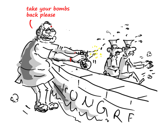 2014 election jokes,modi versus congress jokes,modi jokes,mysay.in congress jokes,