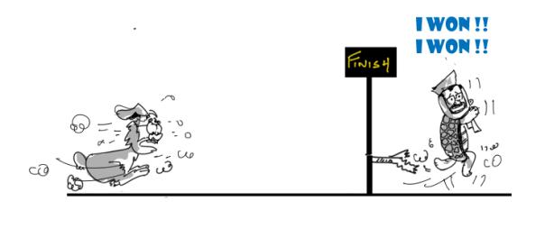 kejriwal vs modi cartoon,
