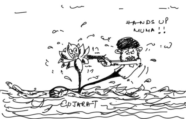 hardik patel cartoon